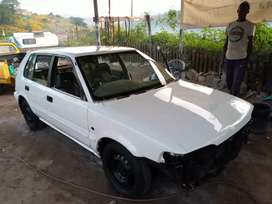 Lookin to buy a toyota corolla or conquest