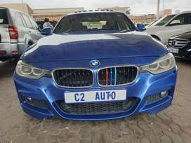 2012 BMW 3series 320d M-Performerce Automatic