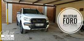 2017 Ford Ranger 3.2D Automatic Wildtrak
