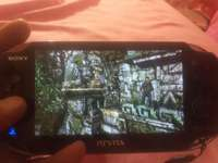 Image of Ps vita and hp laptop combo