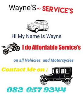 Wayne'S Automobile Services