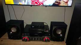 LG RX10 HOME THEATER SYSTEM