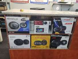 Car speakers and audio for sale