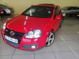 Golf 5 GTi 2.0 Auto DSG for SALE.