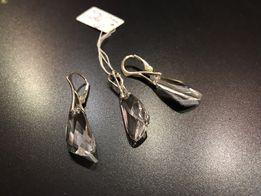Biżuteria Swarovski - srebrna