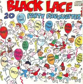 Black Lace - 20 All Time Party Favourites (CD)