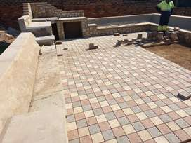 Garden of stone Stones & projects