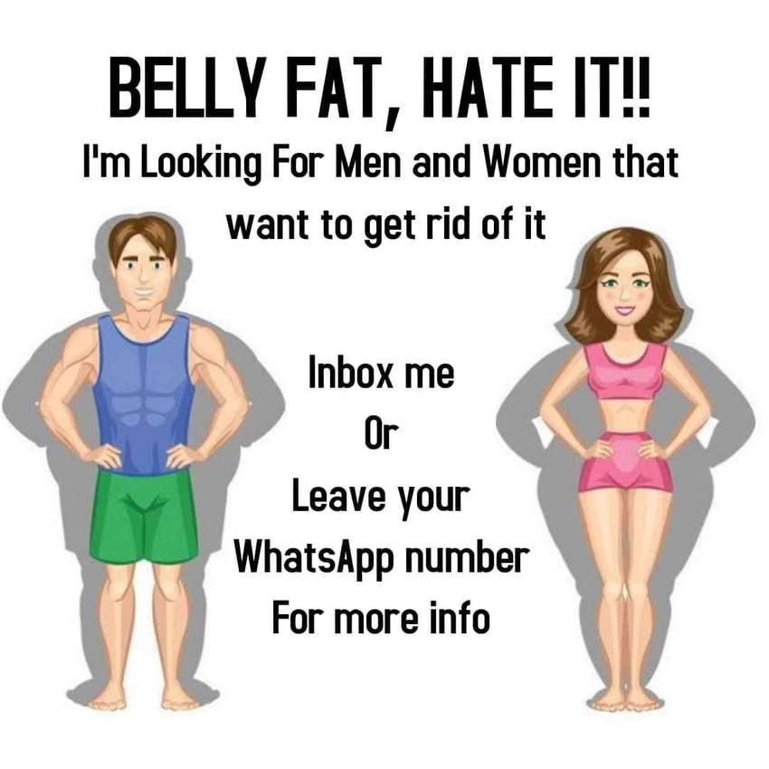 Wana Loose Those Belly Fat 0