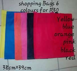 Multi-Colour Shopping Bags...WHOLESALERS WELCOME!!!