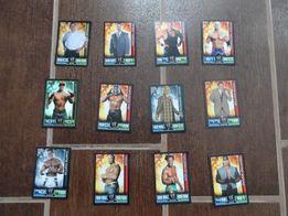 Karty WWE Slam Attax , sprzedam