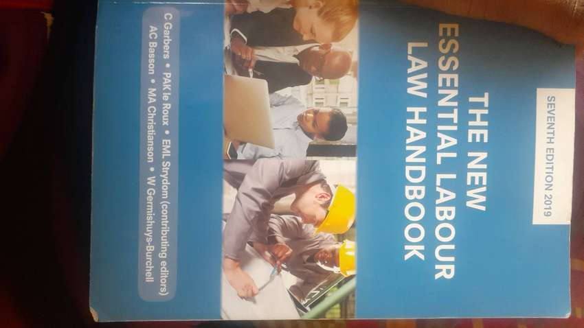 The new essential labour law handbook