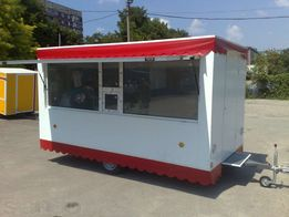 Продам прицеп торговый в Киеве и Днепре