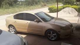 Mazda 3 available for sale