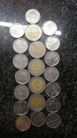 I am selling my coins