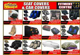 Seat covers, seat protectors, car covers, car protectors Dickies Desig