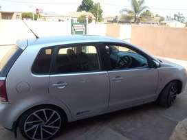 I'm selling a vw polo with mags