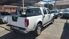 Nissan Navara 2.5D4D Double Cab Manual For Sale