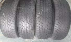 4x265/70/17 Discovered ATR tyres for sale still in good condition