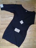 Платье р.42-44 черное стразы