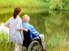 Уход за пожилым человеком с правом унаследования жилья.