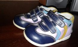 Демисезонные ботинки Шалунишка ортопед