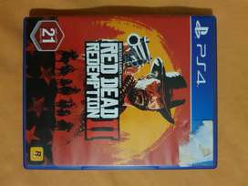 Red Dead Redemption 2 - Dual Disc Edition (PS4)