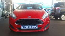 2015 MODEL FORD FIESTA  ECO BOOST AUTOMATIC 1.0 ENGINE CAPACITY