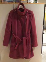 Płaszcz wełniany, rozmiar 38