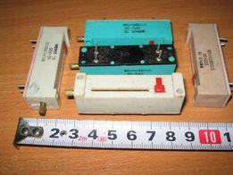 радиодетали резистор для настройки ТВ каналов