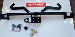 Hak holowniczy z modułem do Ducato Jumper Boxer L1 L2 L3 L4 od 2006-