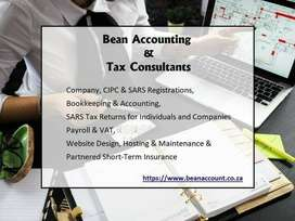 Bean Accounting & Tax Consultants Today for all your accounting needs