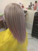 Услуги парикмахера,стрижки,окрашивания,полировка волос, перукар