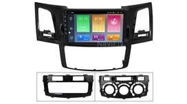 Android Car Radio For Toyota Fortuner Hilux 2004 to14  Car Video DVD