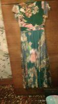 Красивое платье 3д