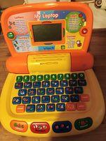 Laptop Vtech, (w języku angielskim)