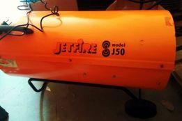 Газовая тепловая пушка Jetfire j50