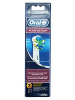 Floss Action EB25 (3 штуки), насадки для зубной щетки Oral-B Подробне