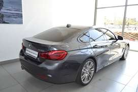 For Sale BMW 420i (F36) Demo