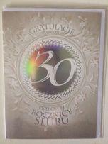 Empik kartka 30 rocznica ślubu