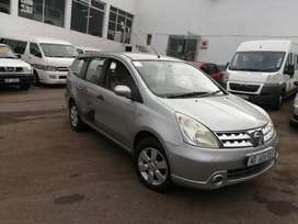 2011 Nissan Livina 7 Seater R109000