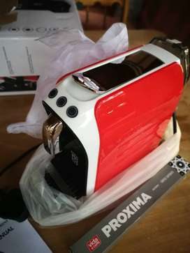 New Russel Hobbs Galaxia coffee machine perfect for Valentine's day