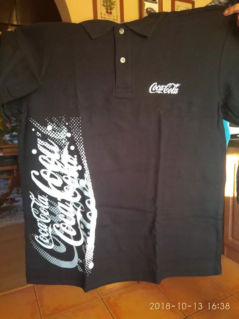 Trička,zastėryCoca Cola 0