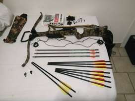 To SELL/TRADE 150lb Crossbow AND Accessories