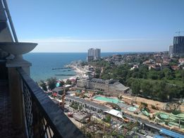 Сдам квартиру в Аркадии Одесса посуточно с видом на море Розовая