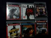 Image of Ps3 games tekoop