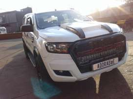 2017 Ford Ranger 2.2 Automatic