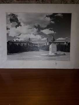 Photo of Union Buildings ( signed 1951)