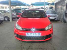 VW GOLF 6 2.0 GTi MANUAL