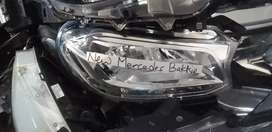 MERCEDES-BENZ BAKKIE HEADLIGHT FOR SELL AUTO SPARE PARTS