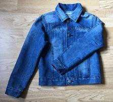 Джинсовый пиджак GeeJay на мальчика 8-10 лет